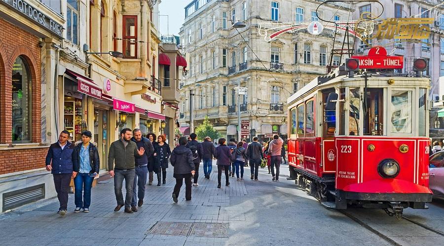 دانستی های تور زمینی استانبول
