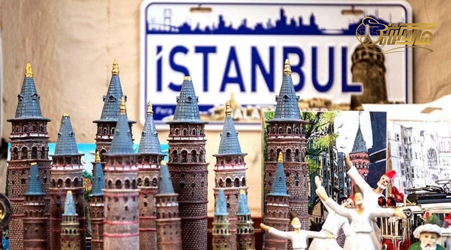 سوغاتی در تور زمینی استانبول