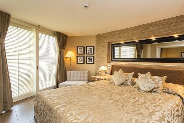 اتاق های الگانس هتل مارماریس