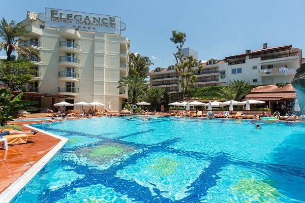 هتل الگانس مارماریس