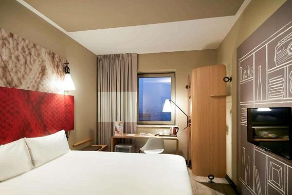اتاق های هتل آیبیس قونیه