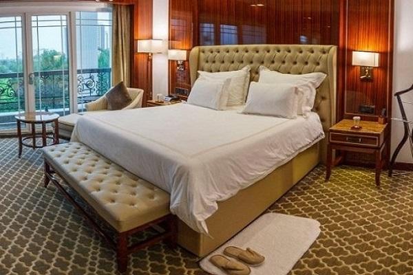 اتاق های هتل داریوش کیش