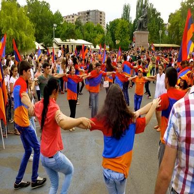 تور ارمنستان خرداد ۱۴۰۱