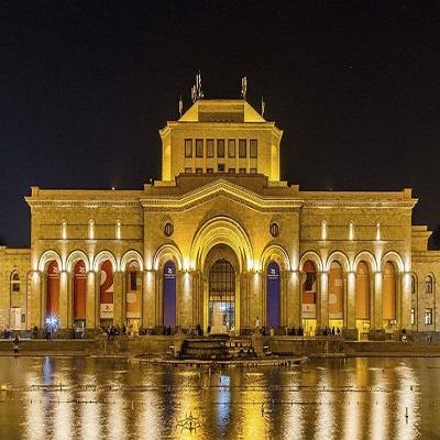 تور ارمنستان زمستان ۱۴۰۰