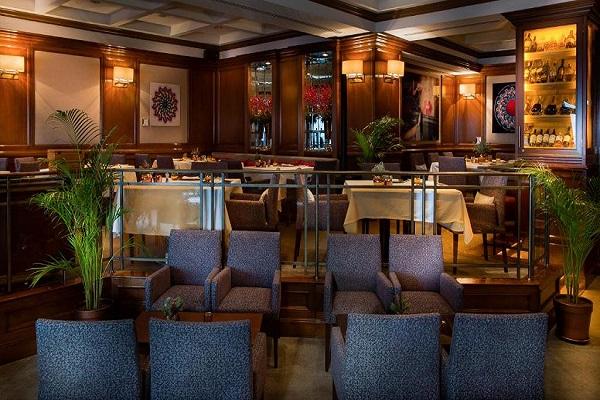رستوران سوئیس هتل بسفروس