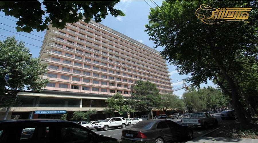 هتل های 4 ستاره در تور ارمنستان