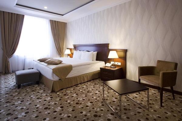 اتاق های هتل سنترال ایروان