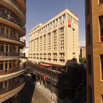 هتل آیبیس ایروان