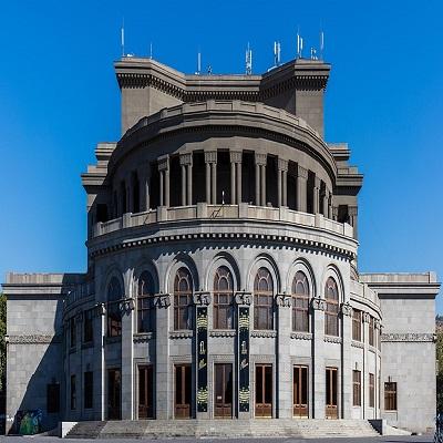 تالار اپرا ایروان
