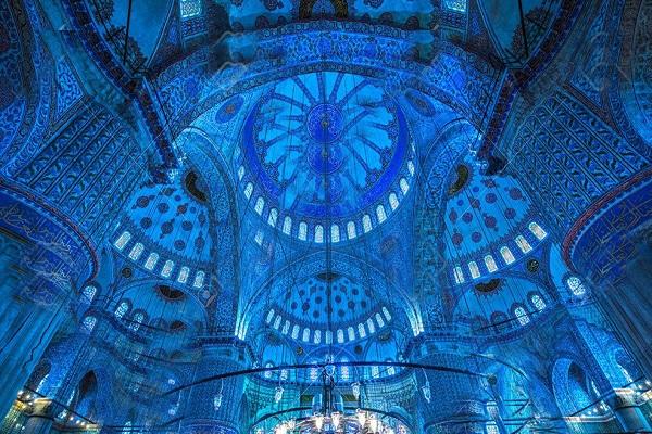 مسجد کبود (مسجد آبی) ایروان
