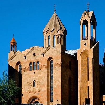 کلیسای سرکیس مقدس ایروان