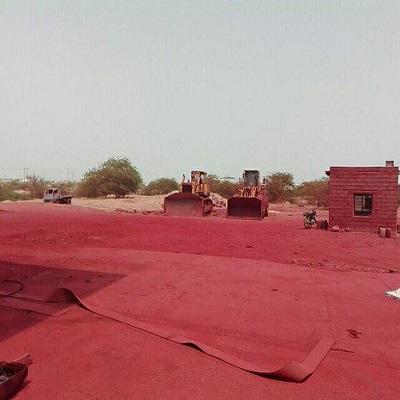 معدن خاک سرخ جزیره هرمز