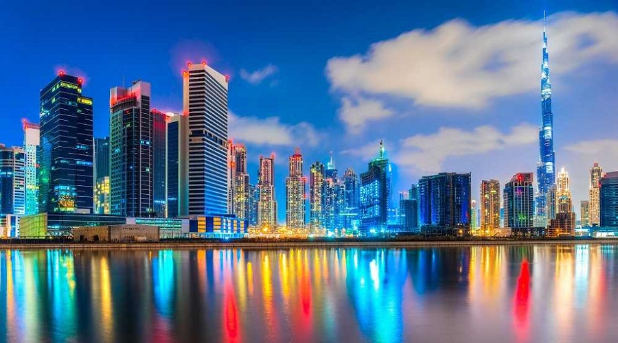 آب و هوا در کشور امارات