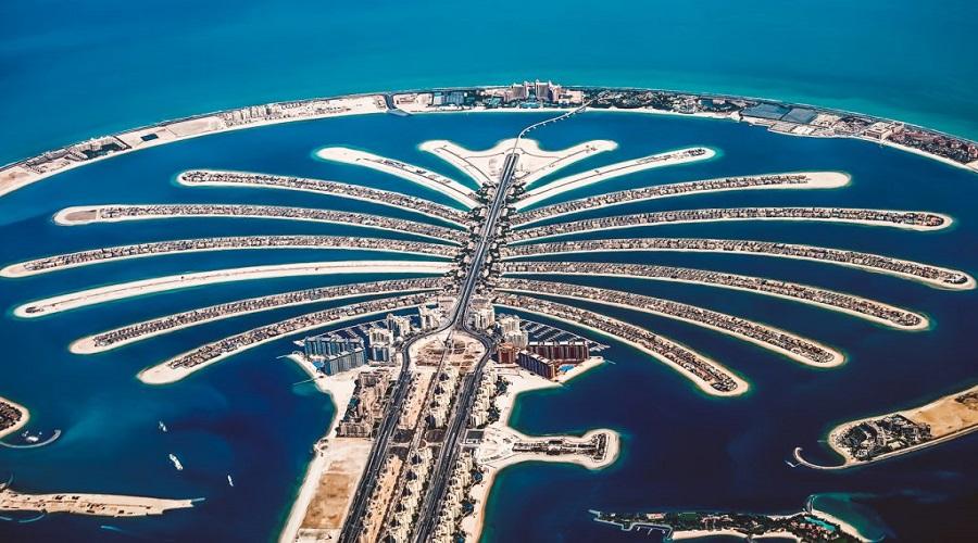 بازدید از جزیره نخل در تور دبی