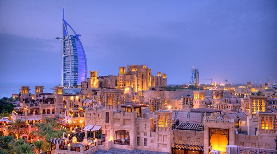 بازدید از مدینه الجمیرا در تور دبی