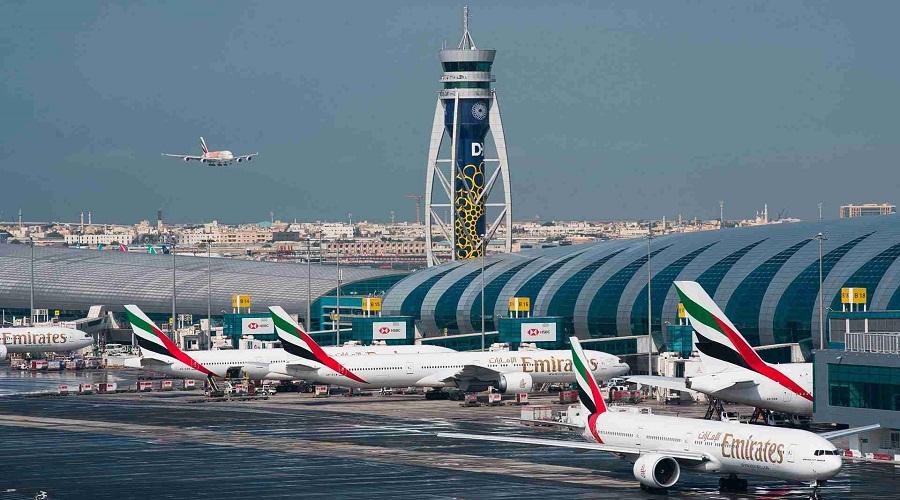 فرودگاه های کشور امارات برای سفر به تور دبی