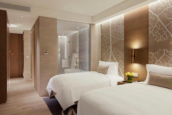 اتاق های هتل البندر روتانا دبی