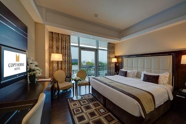 اتاق های هتل کاپتورن دبی
