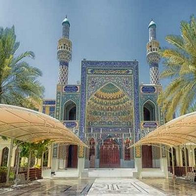 مسجد ایرانیان دبی